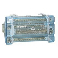 LEGRAND DISTRIBUTION BLOCK 4P 400V 100A