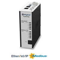 HMS ETHERNET/IP ADAPTER MODBUS TCP SLAVE